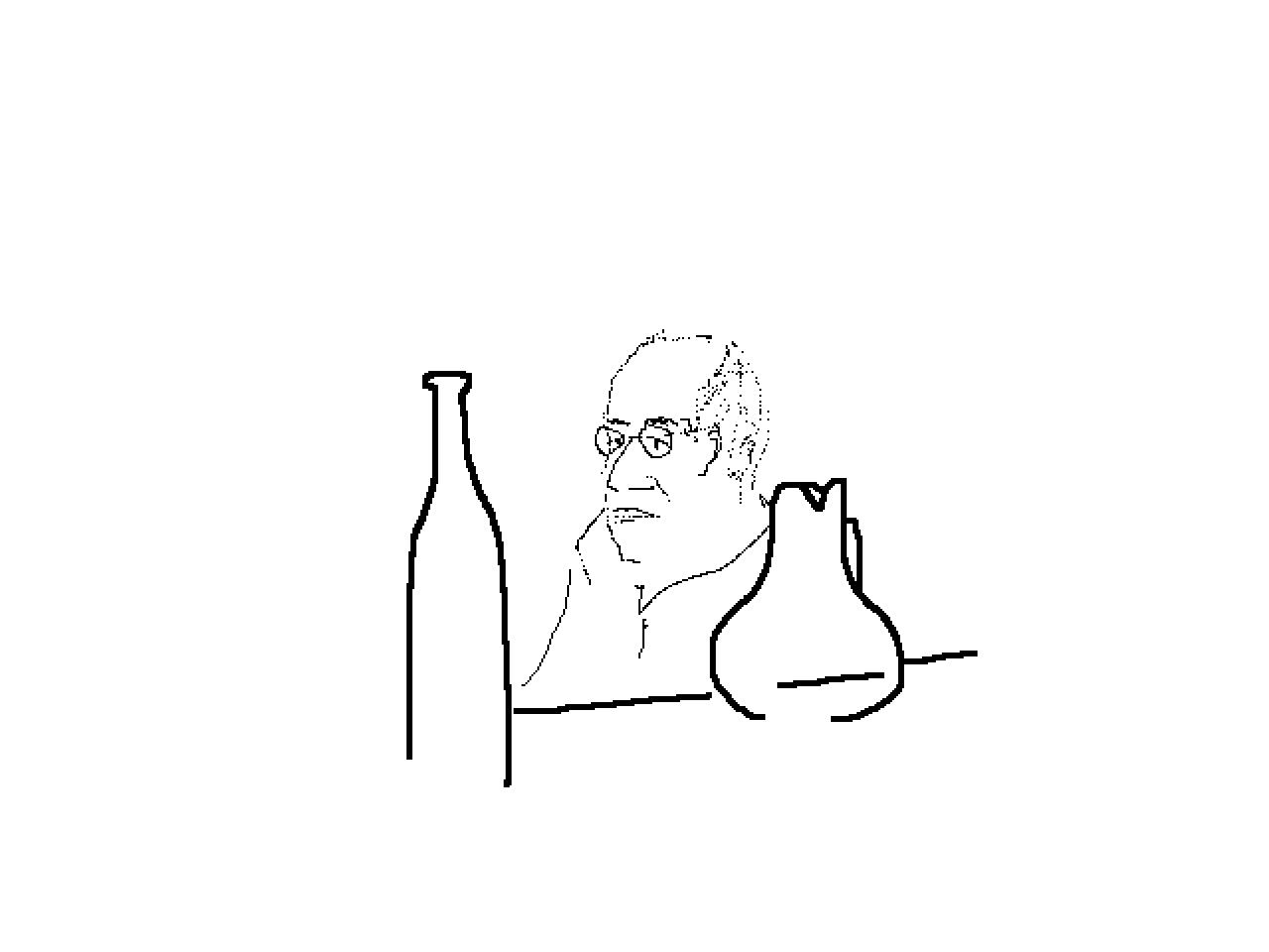 #1150 Giorgio With Wine