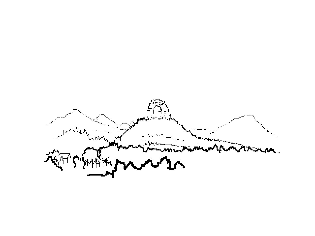 #1156 Elbsandsteingebirge