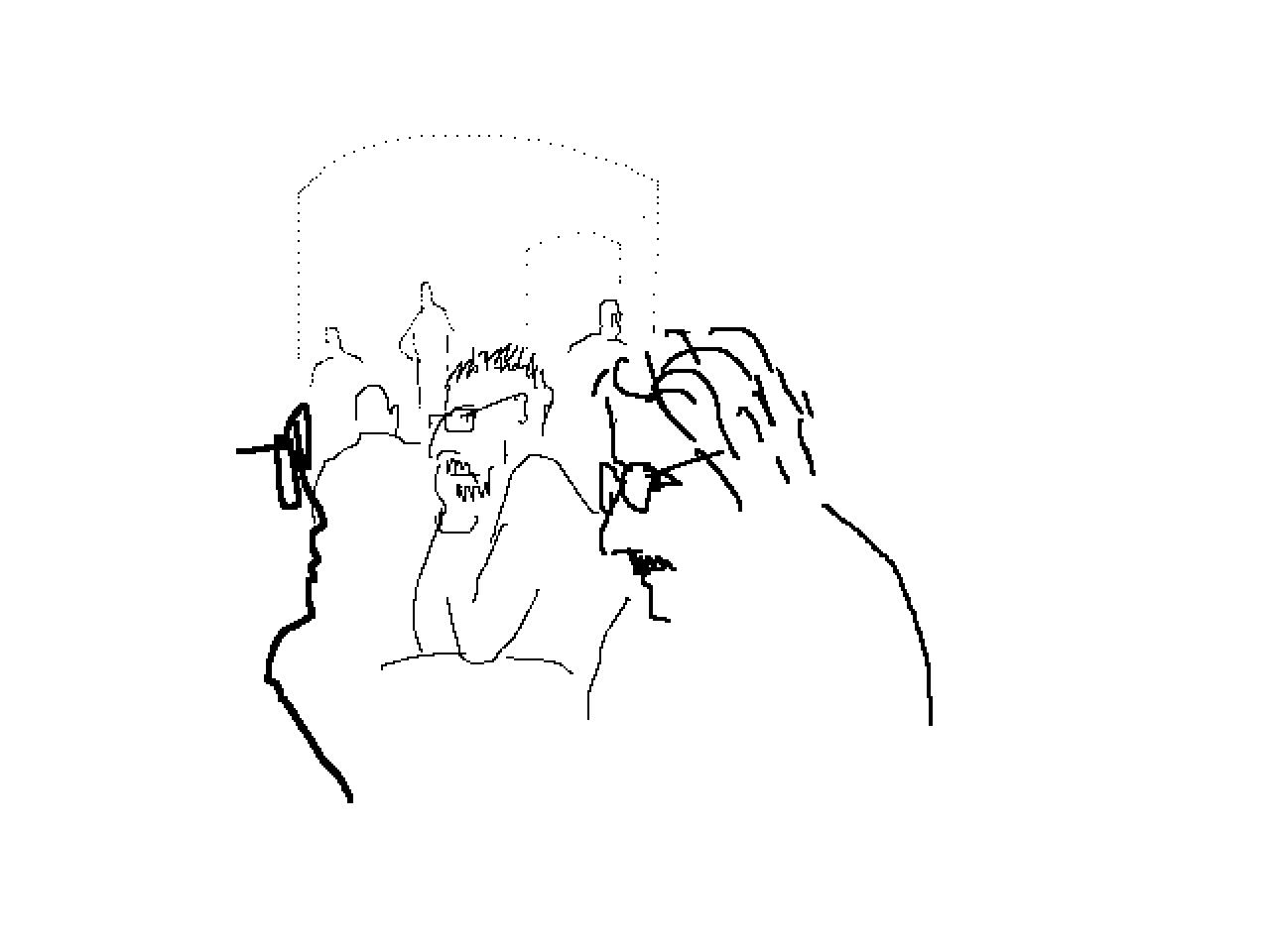 #1175 Glasses