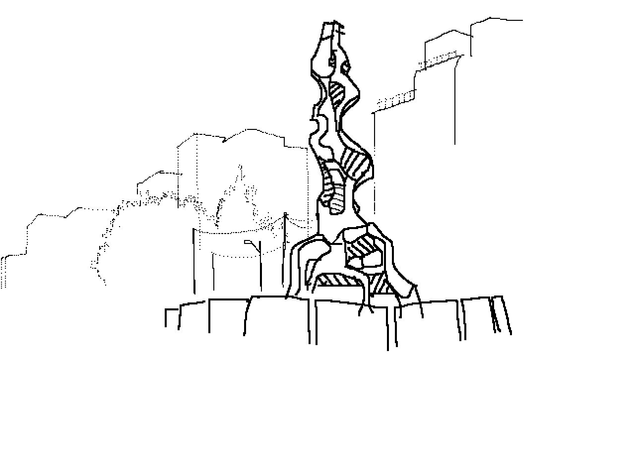 #1239 Jean Dubuffet