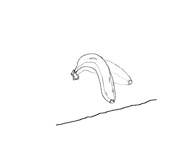 #1255 Two Bananas