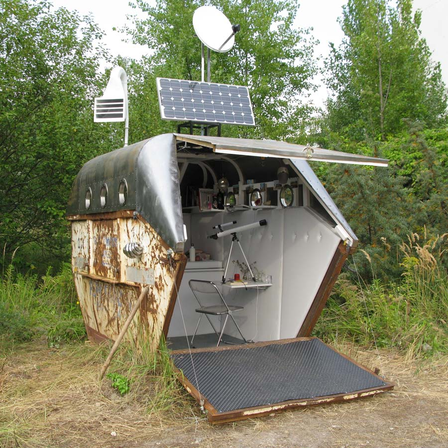 Mobile Research Station no.1
